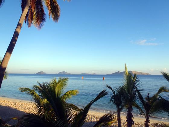 mana island north beach